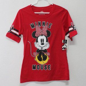 Disney Minnie Mouse Graphic T-Shirt Shirt